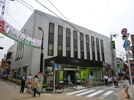 銀行:三井住友銀行 経堂支店 383m