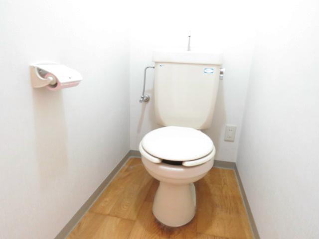清潔感のあるおトイレ