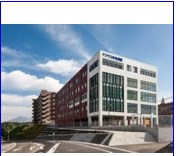 総合病院:アクラス中央病院 1406m