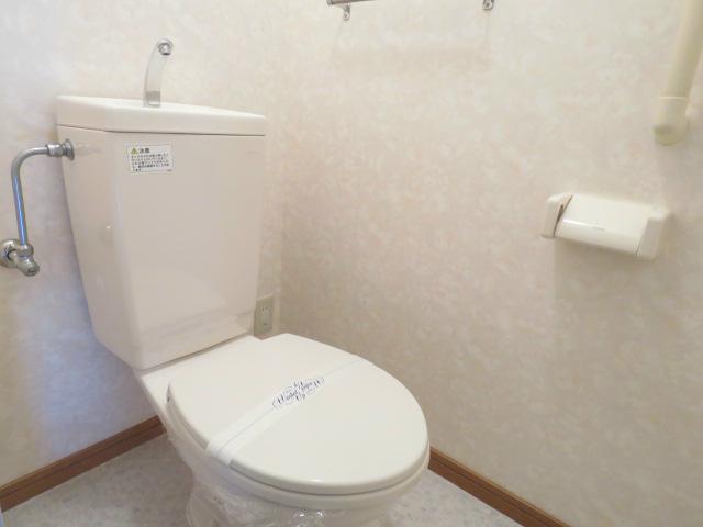 バス・トイレ別。