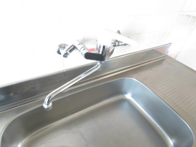 水栓レバーハンドル。