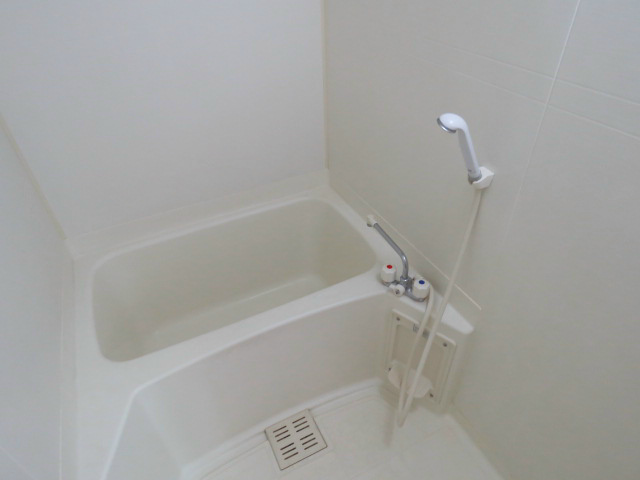 浴室感想・暖房付き。