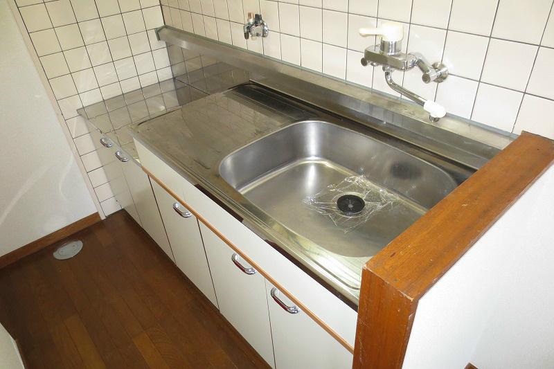 使いやすいキッチン