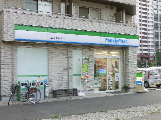 コンビ二:ファミリーマート さいたま桜木町店 212m