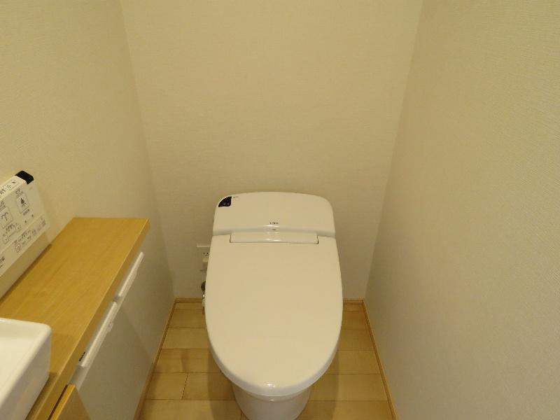 居室参考写真(1K/トイレ)