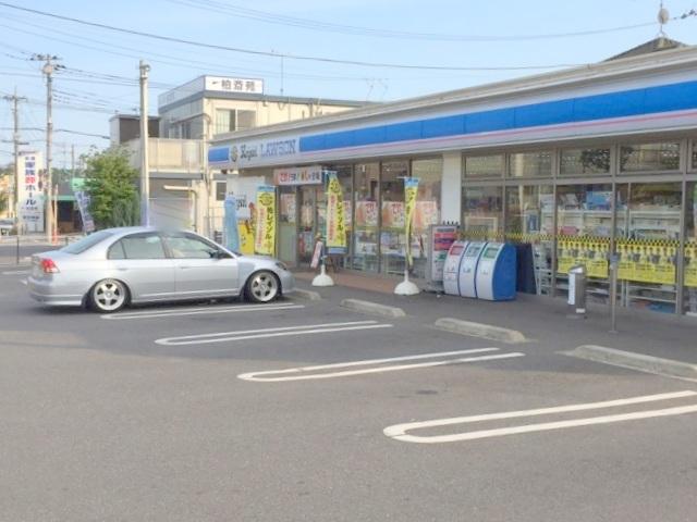 コンビ二:ローソン 柏名戸ケ谷一丁目店 391m