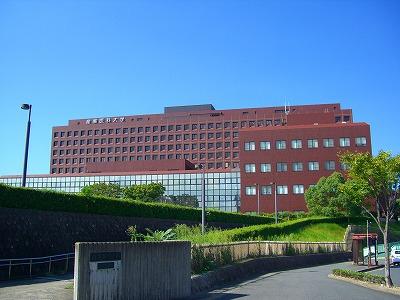 総合病院:産業医科大学大学病院・ 1336m 近隣