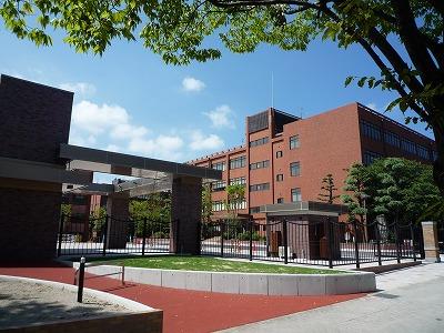 大学・短大:九州共立大学・ 1704m 近隣