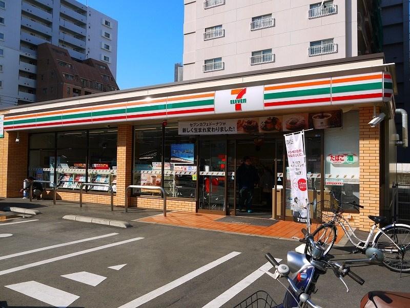 セブンイレブン福岡浄水通り店