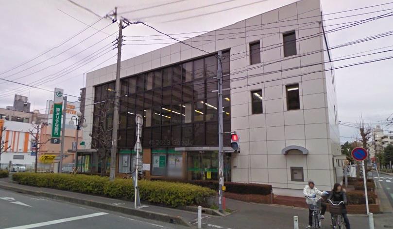 銀行:埼玉りそな銀行 三郷支店 367m