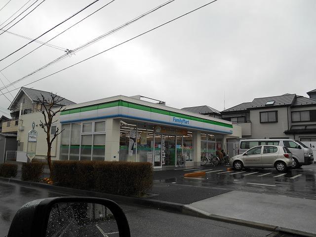 コンビ二:ファミリーマート 板橋三園店 387m