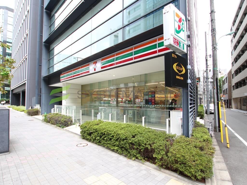 コンビ二:セブンイレブン日本橋本町1丁目店 181m