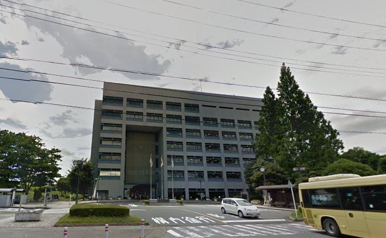 役所:三郷市役所 2035m