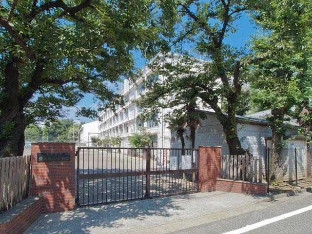 小学校:練馬区立豊玉第二小学校 534m