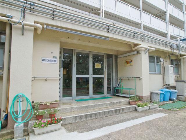 幼稚園:南田中保育園 416m