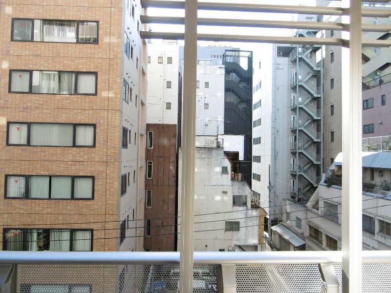 眺望(4F-405号室からの眺望です)