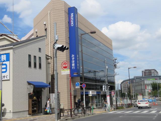 銀行:みずほ銀行 経堂支店 320m