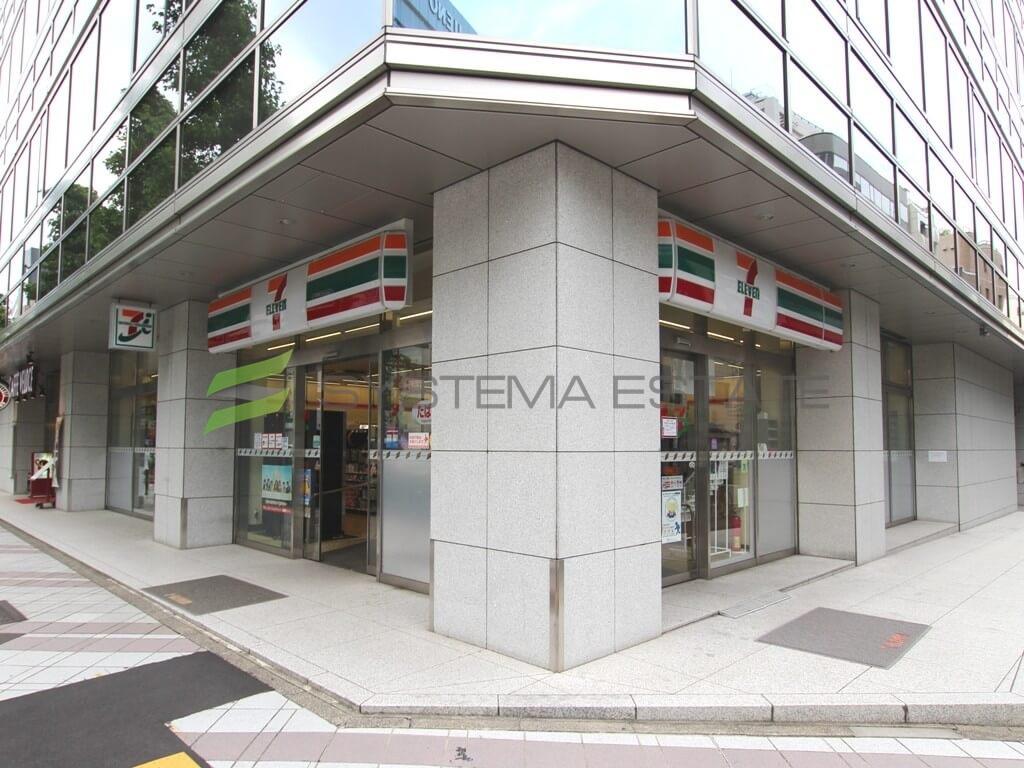 コンビ二:セブンイレブン 日本橋堀留町2丁目店 220m