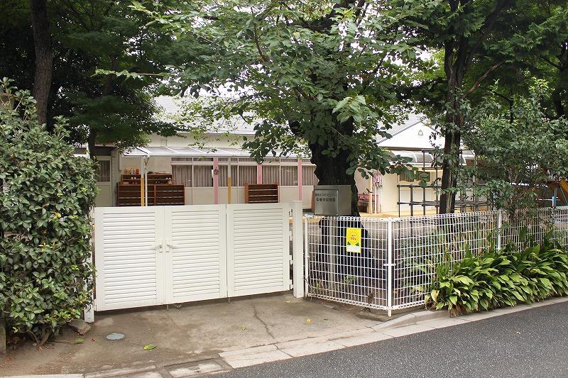 幼稚園:中新井幼稚園 815m