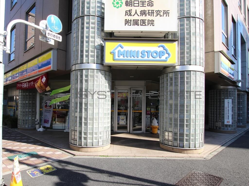 コンビ二:ミニストップ 日本橋馬喰町2丁目店 93m