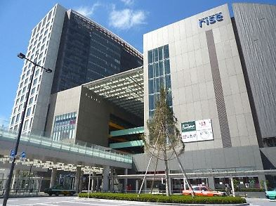 ショッピング施設:二子玉川ライズ 988m