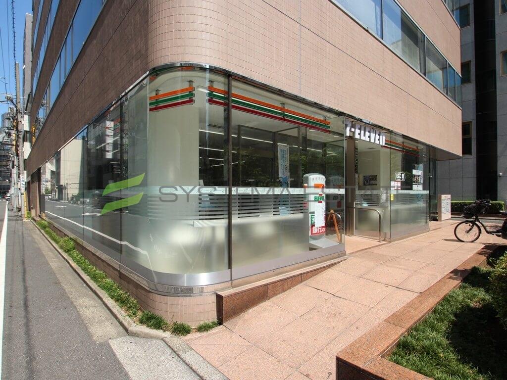 コンビ二:セブンイレブン 千代田岩本町1丁目店 73m