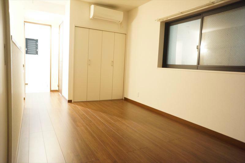 3階の洋室です。日当り良好!