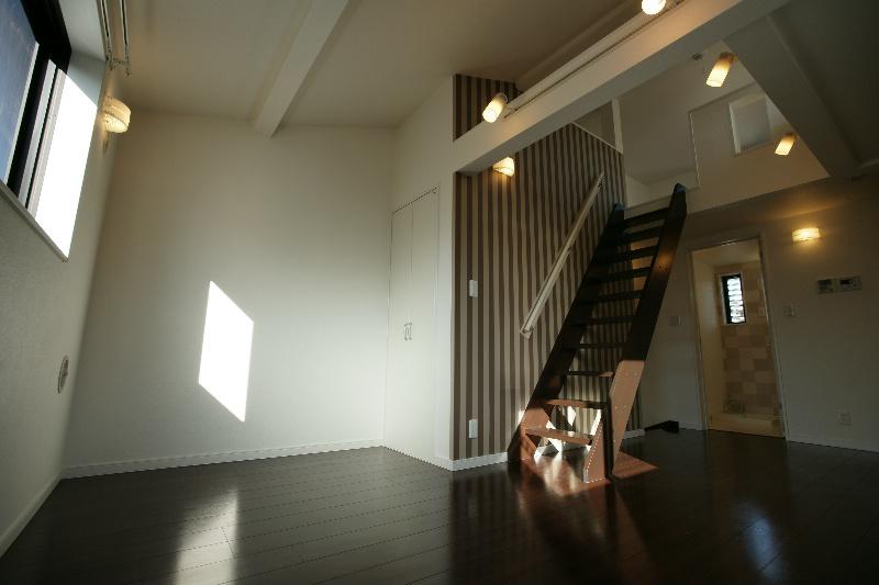 広々と生活できるお部屋です。