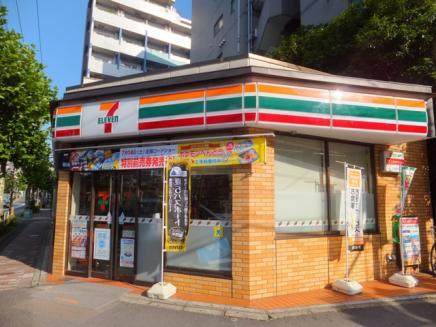 コンビ二:セブンイレブン 江東牡丹1丁目店 268m