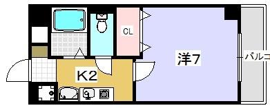 305号室間取