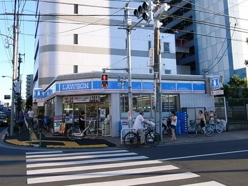 コンビ二:ローソン 猿江二丁目店 549m