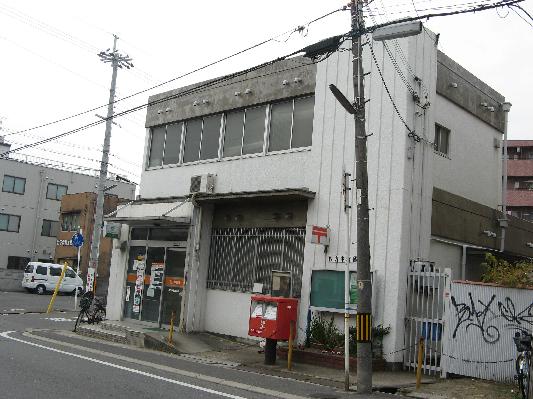 郵便局:枚方中宮郵便局 101m