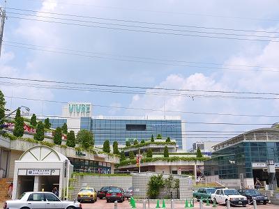 ショッピング施設:キタオオジタウン 2363m