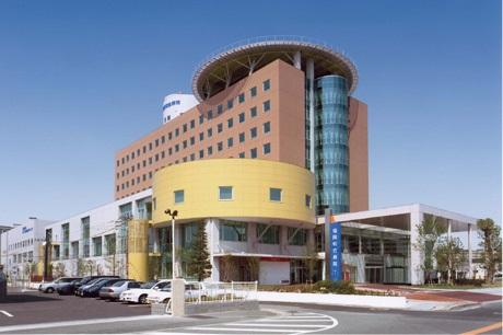 総合病院:福岡和白病院 2489m