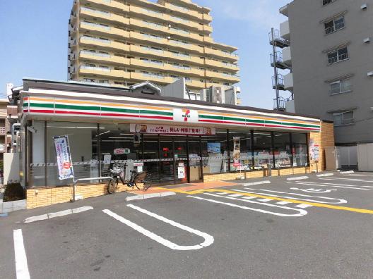 コンビ二:セブンイレブン 世田谷船橋7丁目店 625m