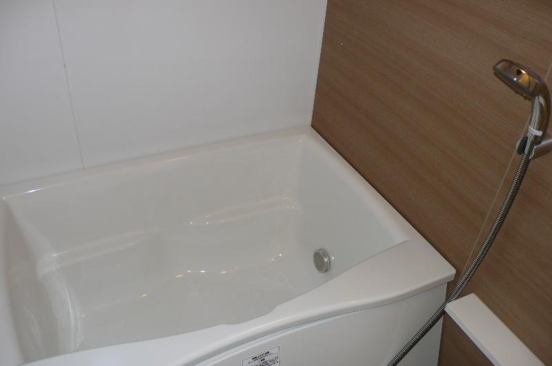 浴槽が大きい浴室