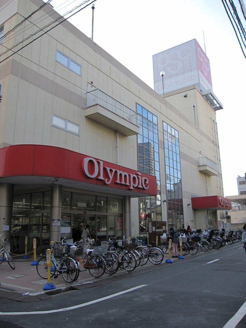 ホームセンター:Olympic(オリンピック) 三ノ輪店 704m 近隣