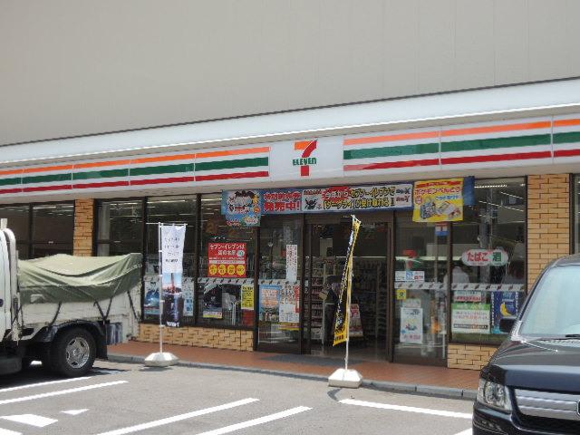 コンビ二:セブンイレブン 江東木場3丁目店 78m