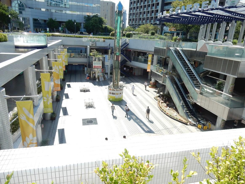 ショッピング施設:京橋コムズガーデン 1020m