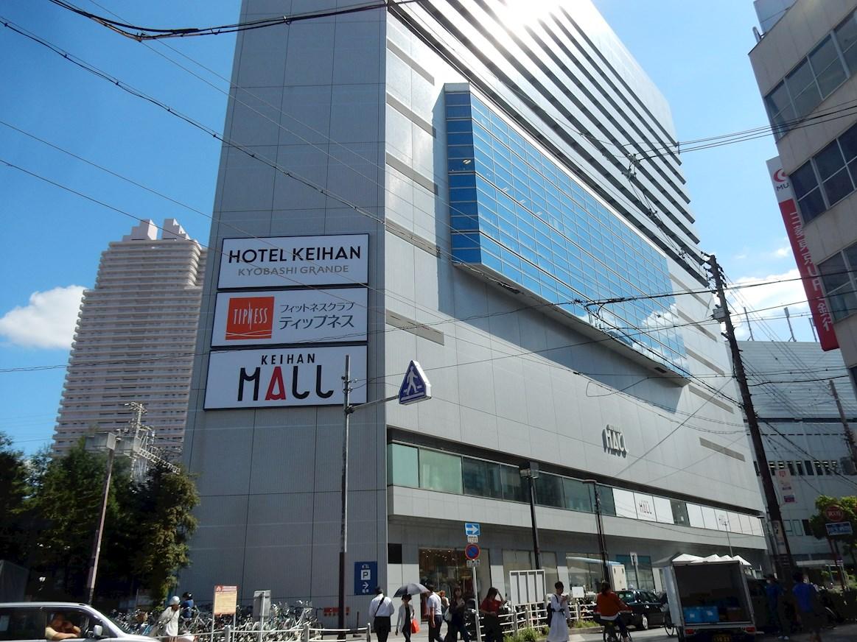 ショッピング施設:京阪モール 892m