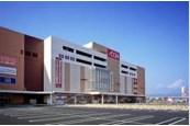 ショッピング施設:イオンモール鹿児島 2367m