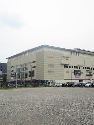 ショッピング施設:BiVi二条 502m