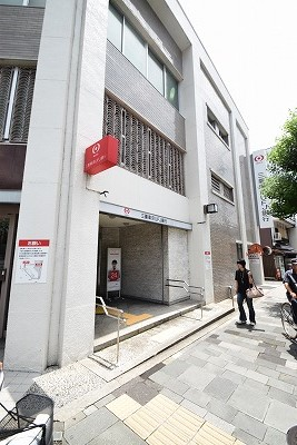 銀行:三菱東京UFJ銀行西陣支店 647m