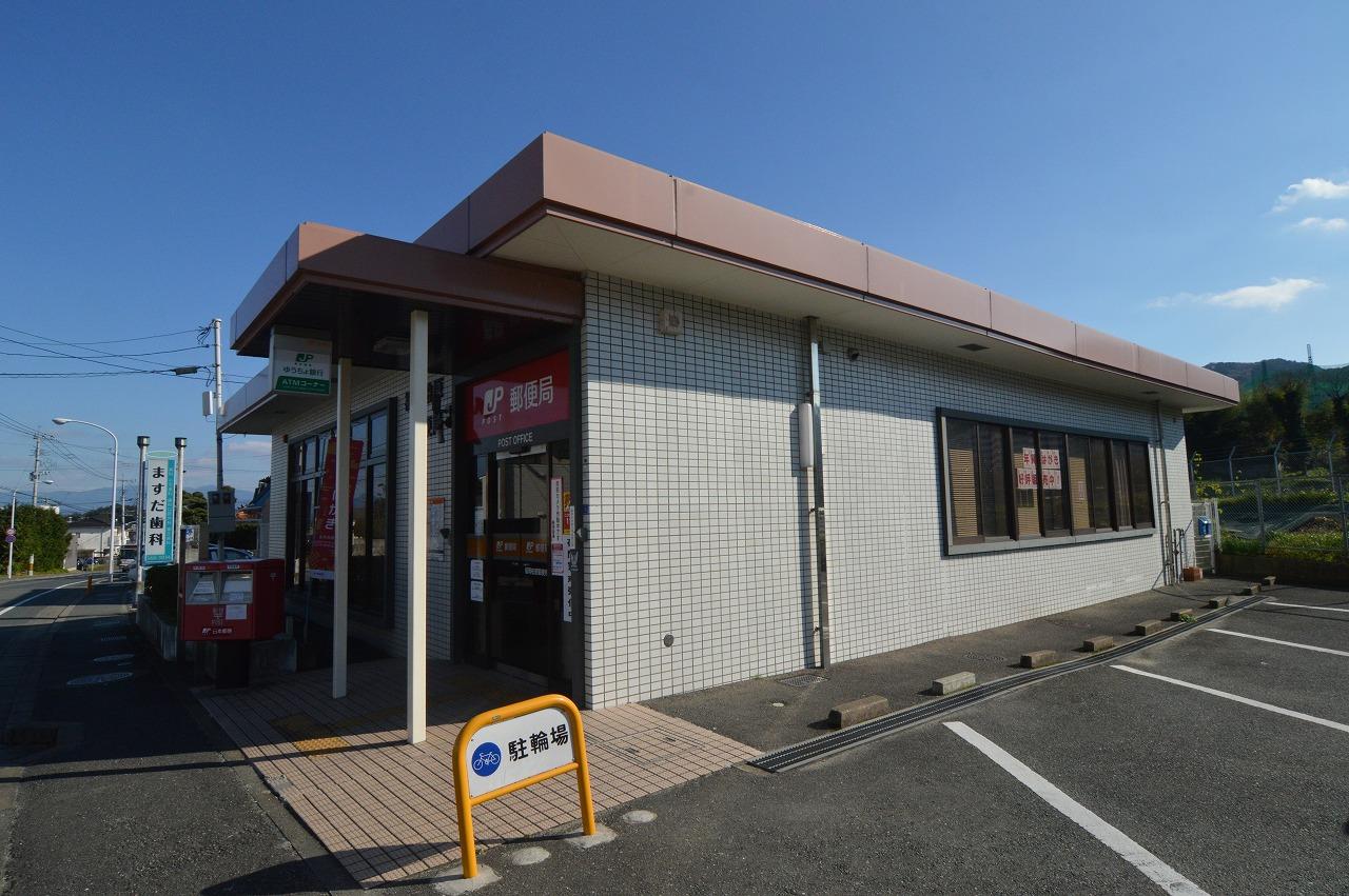 郵便局:福岡柏原郵便局 539m