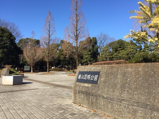 公園:都立猿江恩賜公園南側入口 499m