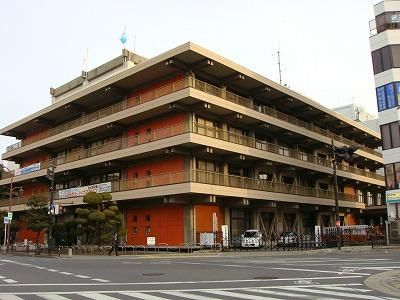 役所:枚方市役所 660m