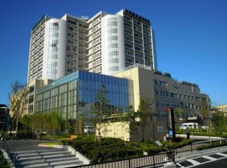 総合病院:湘南鎌倉総合病院 1938m