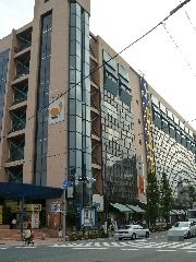 ショッピング施設:ダイエー碑文谷店 700m