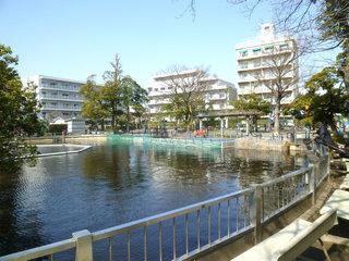 公園:清水池公園 250m