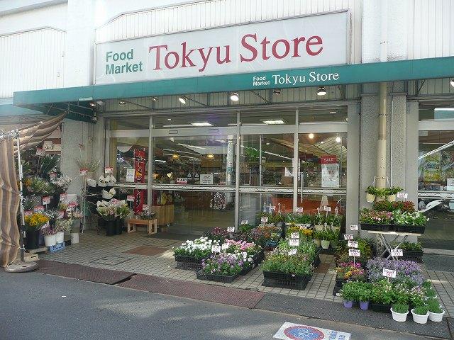 スーパー:東急ストア 祐天寺店 220m